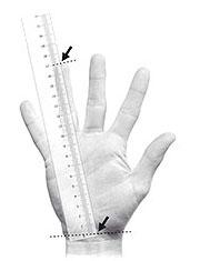 Für grosse und kleine Hände.