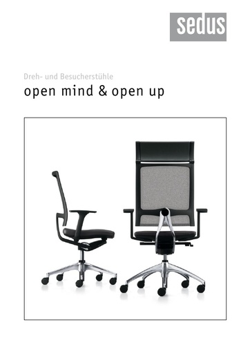 Sedus Open Mind & Open Up