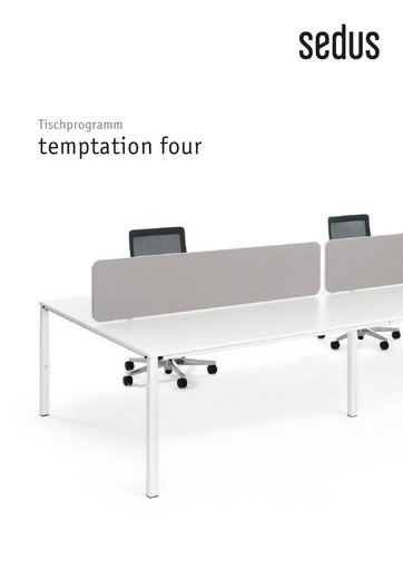 Sedus Temptation Four