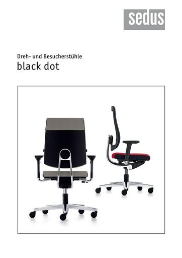 Sedus Black Dot