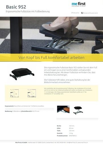 Bakker Elkhuizen Basic 952